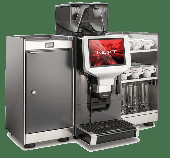 Gewerblicher Kaffeevollautomat